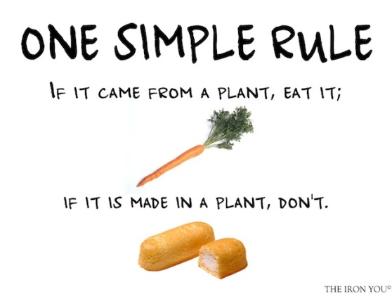 One Simple Health Rule copy